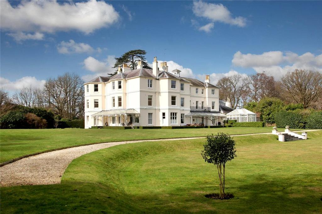 3 Bedrooms Penthouse Flat for sale in Kings Ride House, Prince Albert Drive, Ascot, Berkshire, SL5
