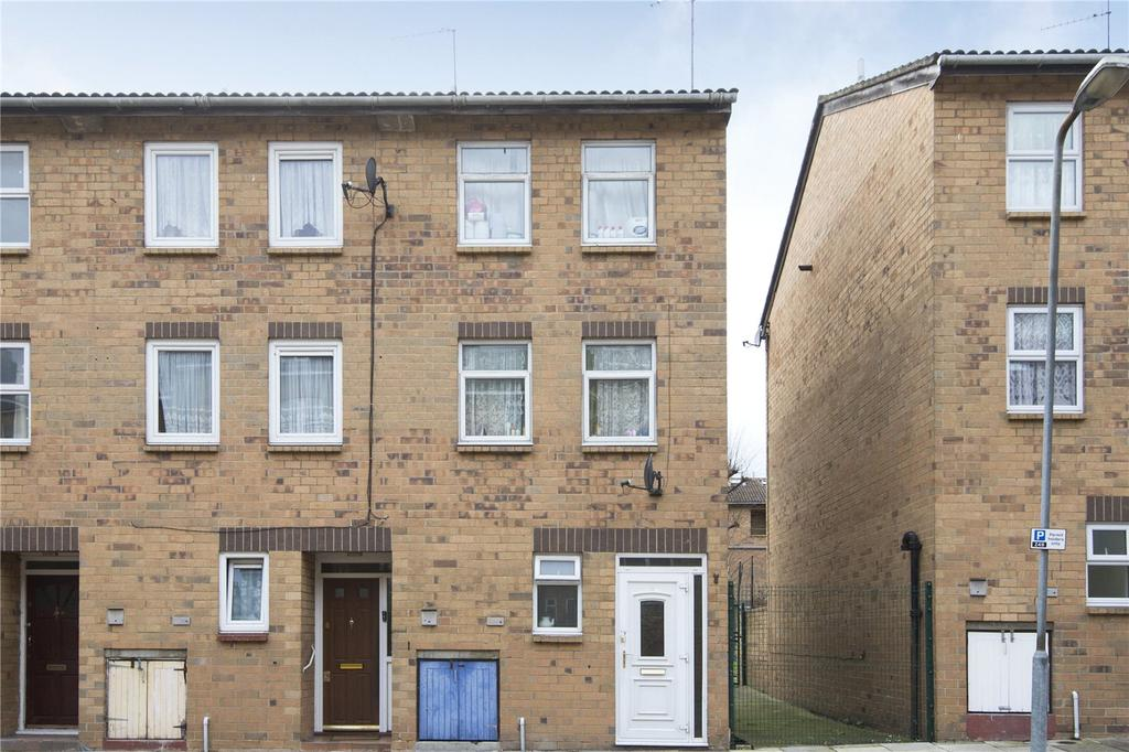 3 Bedrooms End Of Terrace House for sale in Langford Close, London, E8