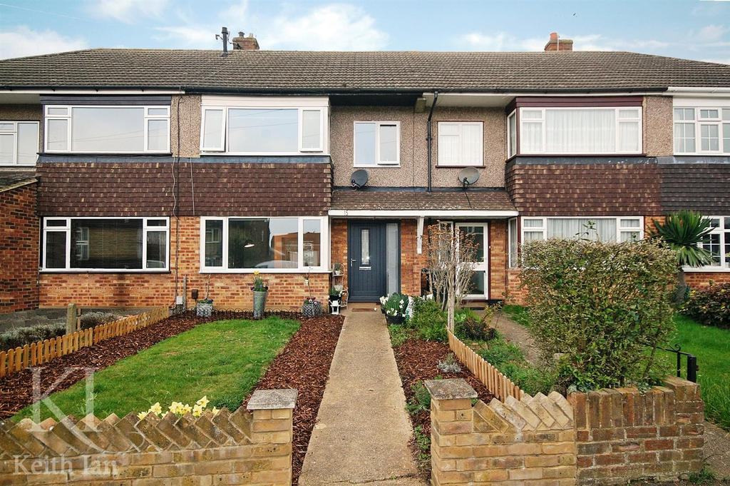 3 Bedrooms Terraced House for sale in Grove Road, Ware