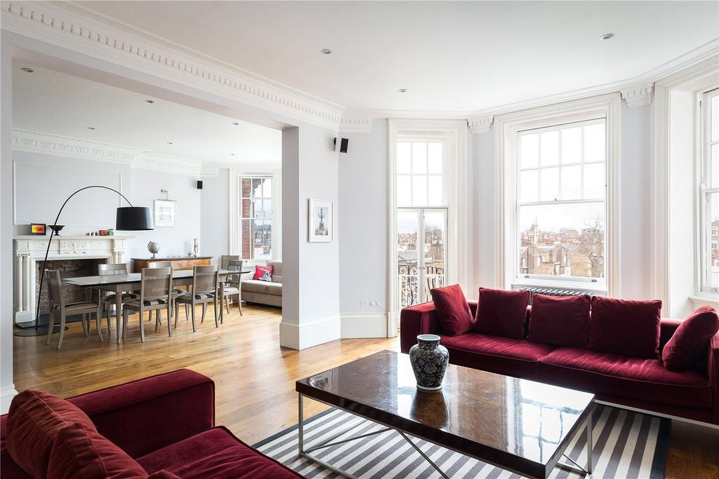 4 Bedrooms Flat for sale in Marloes Road, Kensington, London