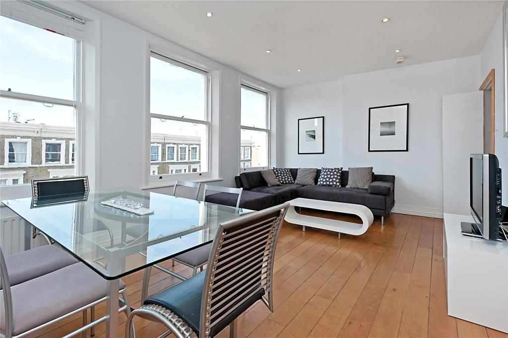 2 Bedrooms Flat for sale in Longridge Road, Earls Court, London