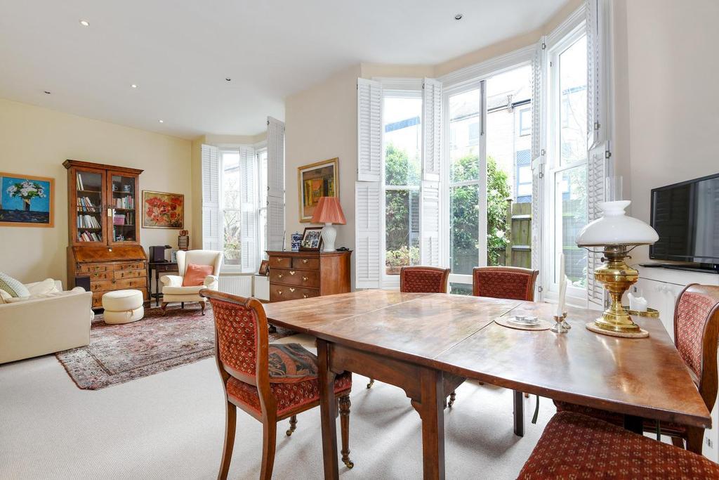 4 Bedrooms Terraced House for sale in Thornfield Road, Shepherds Bush, W12