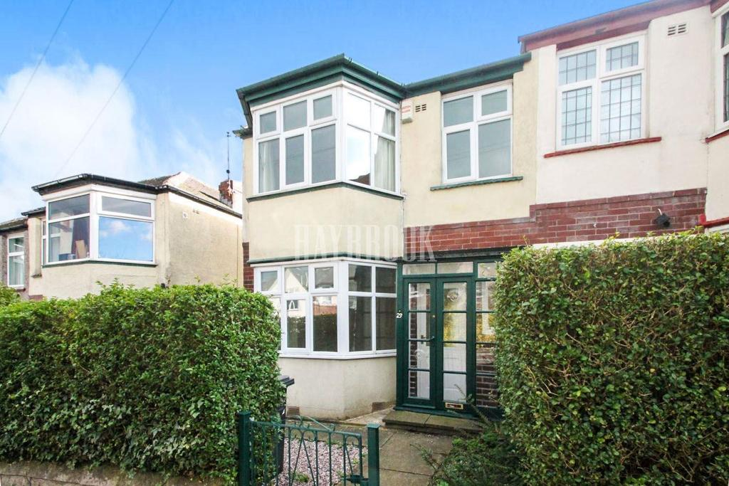 3 Bedrooms Semi Detached House for sale in Fitzgerald Road, Crookes, S10