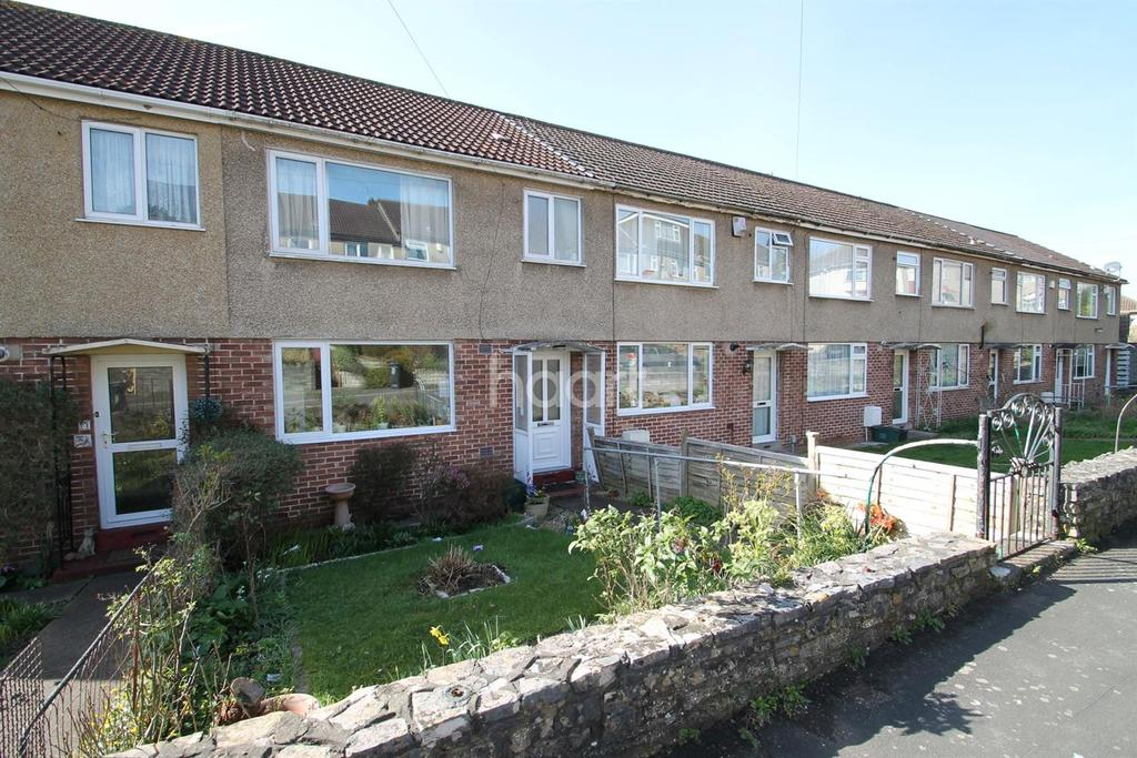 3 Bedrooms Terraced House for sale in The Ridge
