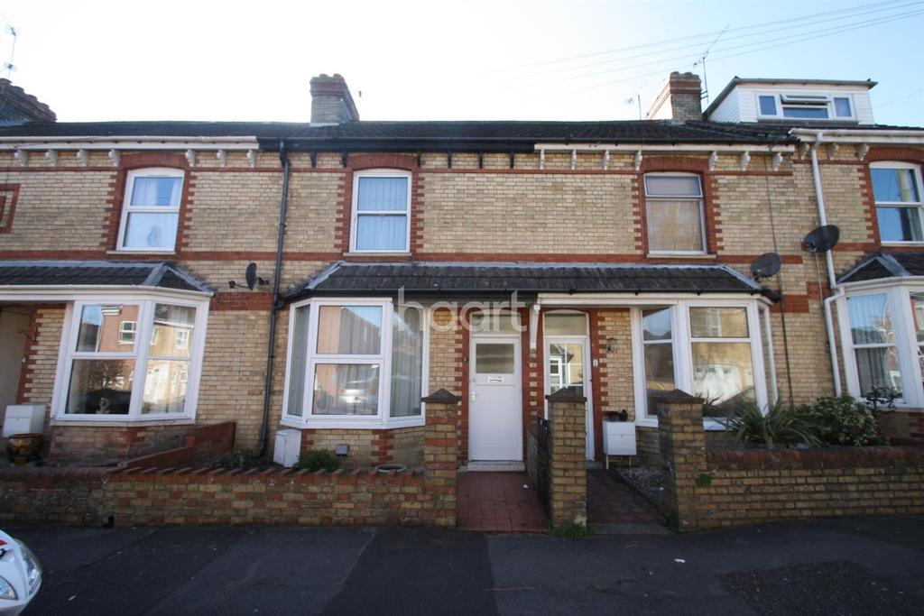 2 Bedrooms Terraced House for sale in Rosebery Street, Taunton