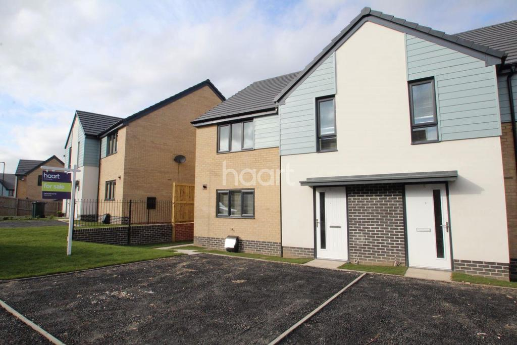4 Bedrooms Semi Detached House for sale in Flying Fox Crescent, Edlington
