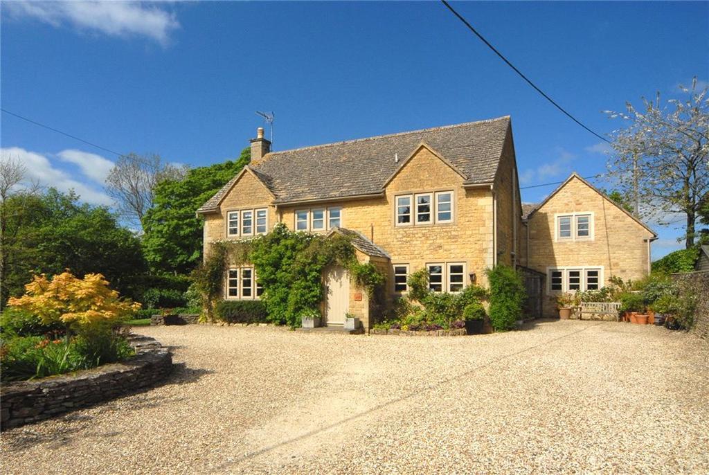 5 Bedrooms Detached House for sale in Farmington, Cheltenham, Gloucestershire, GL54