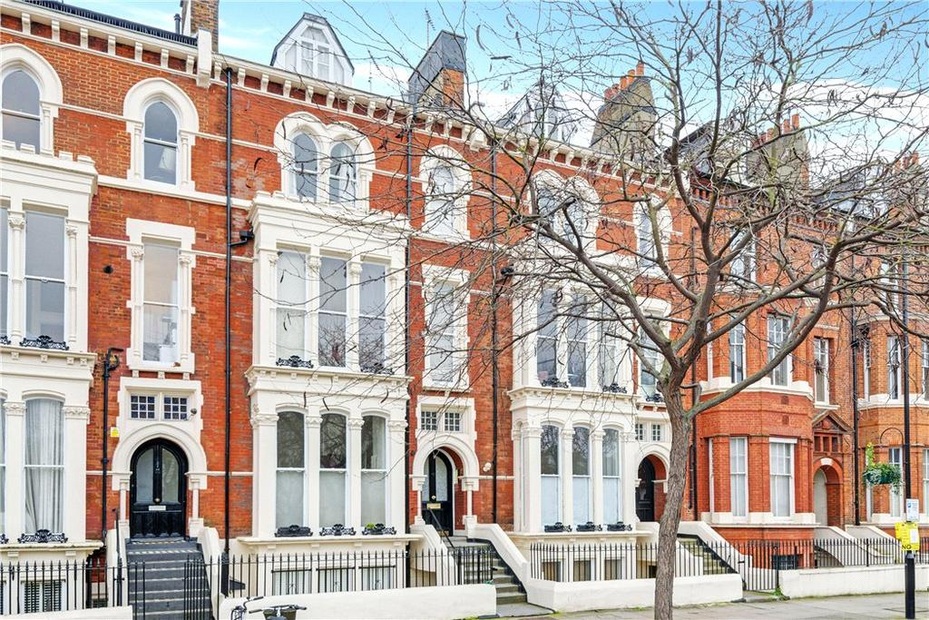 1 Bedroom Flat for sale in Warrington Crescent, London, W9