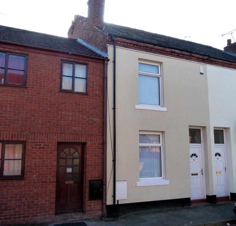 3 Bedrooms Terraced House for sale in Casson Street, Crewe, Cheshire, CW1