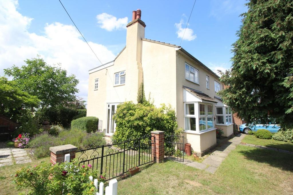 4 Bedrooms Detached House for sale in Heath Road, Stanway, Colchester, Essex, CO3