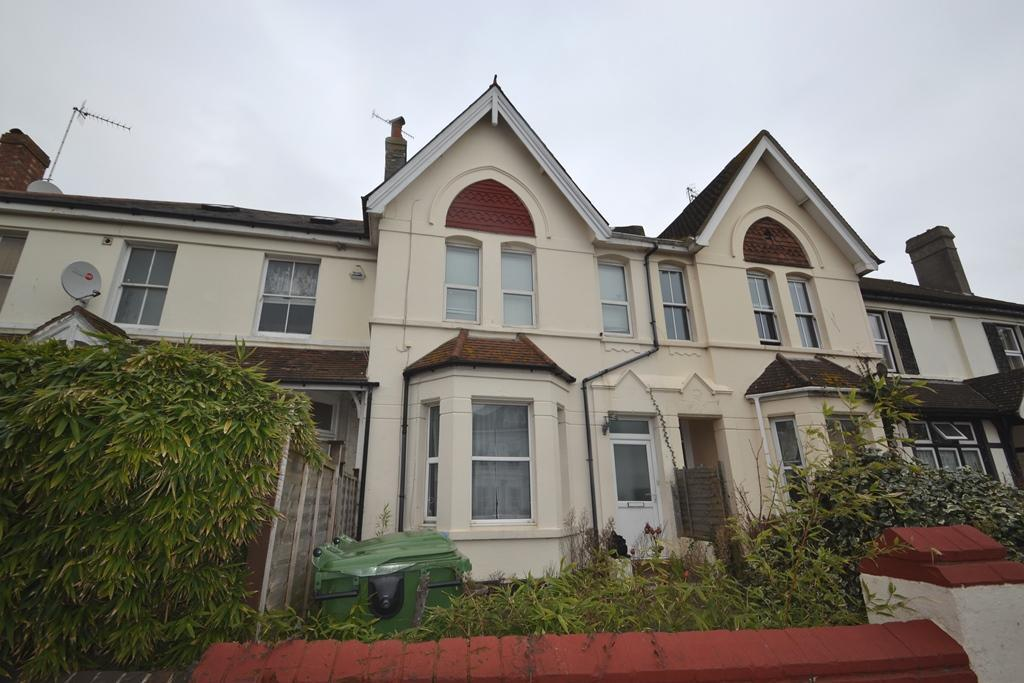 4 Bedrooms Terraced House for sale in Teville Road, Worthing, West Sussex, BN11 1UG