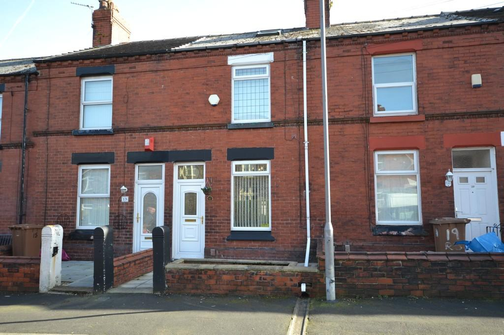 2 Bedrooms Terraced House for sale in Reservoir Street, Nutgrove, St. Helens