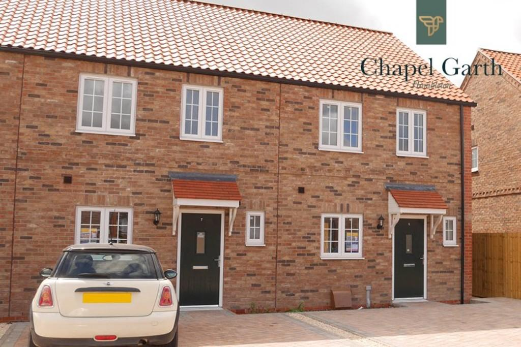 3 Bedrooms Town House for sale in The Eton, Chapel Garth, Hambleton, YO8 9JG