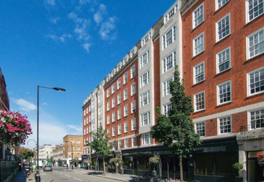 3 Bedrooms Flat for sale in CLAREWOOD COURT, SEYMOUR PLACE