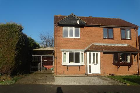 2 bedroom semi-detached house to rent - Glebe Park, Lincoln