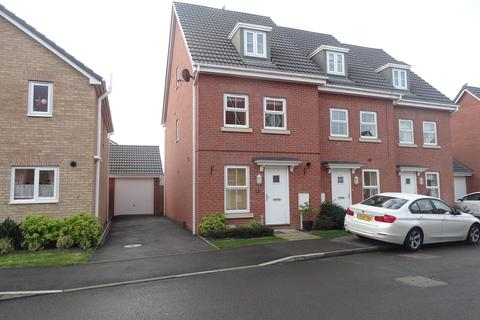 4 bedroom townhouse to rent - Capito Drive, North Hykeham