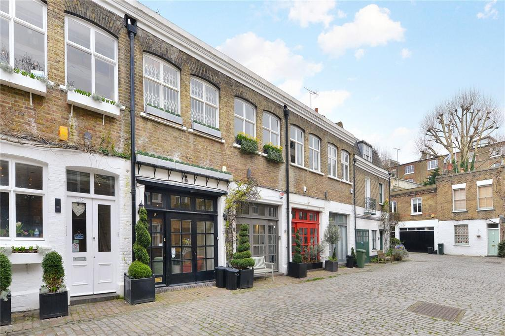 3 Bedrooms House for sale in Pindock Mews, Maida Vale, London, W9