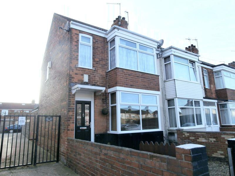 3 Bedrooms Semi Detached House for sale in Telford Street, Hull