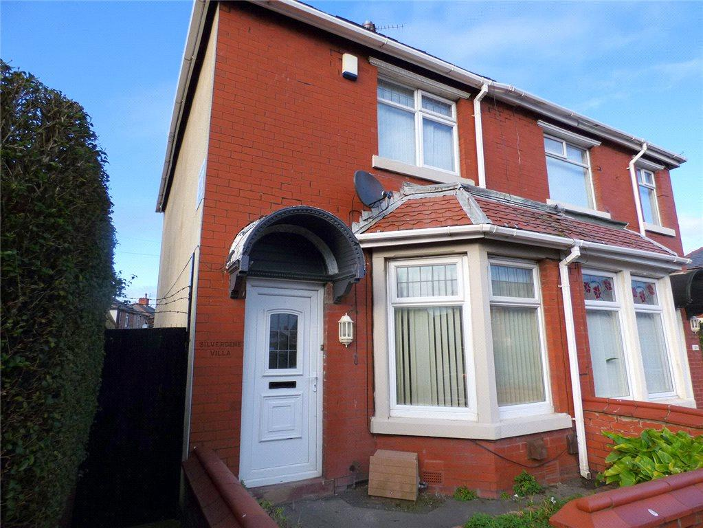 2 Bedrooms Semi Detached House for sale in Bloomfield Road, Blackpool, Lancashire