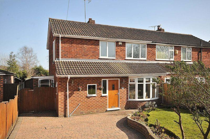 3 Bedrooms Semi Detached House for sale in Parkgate Lane, Knutsford