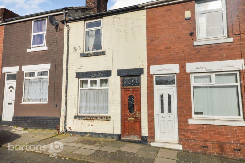 2 Bedrooms Terraced House for sale in Hartington Road, Rotherham