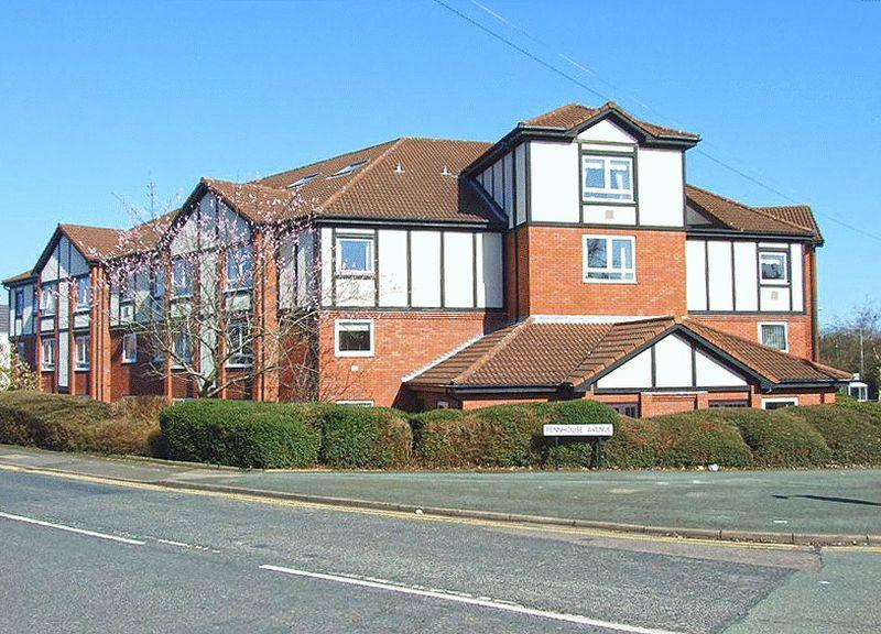 1 Bedroom Apartment Flat for sale in Grosvenor Park, Wolverhampton