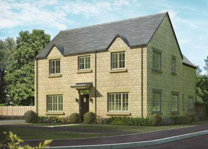 4 Bedrooms Detached House for sale in Plot 99, The Nessvale, Oakwood Gate, Bampton
