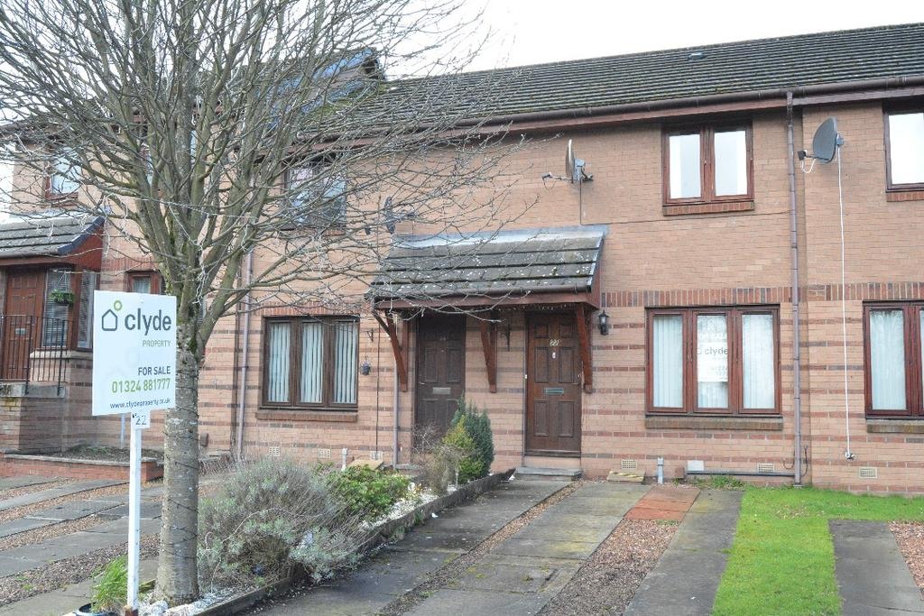 2 Bedrooms Terraced House for sale in Clyde Street, Camelon, Falkirk, FK1 4ED
