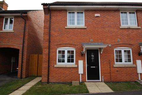 2 bedroom end of terrace house to rent - Kingsdown Road, Lincoln,