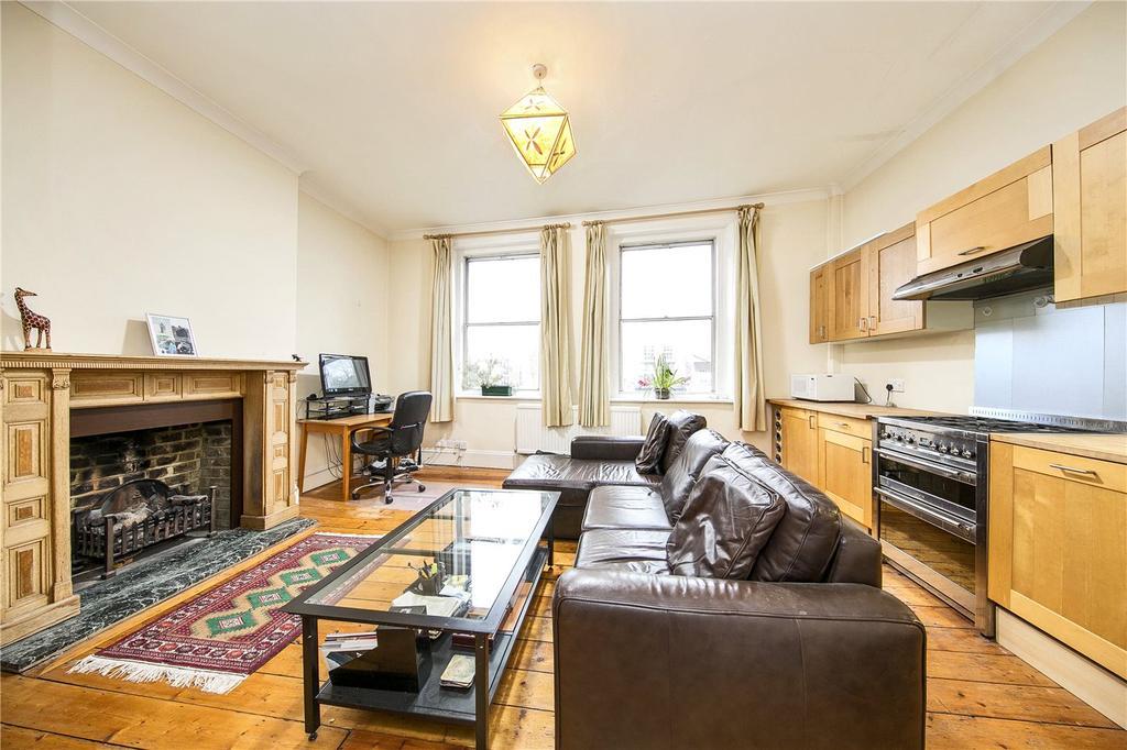 1 Bedroom Flat for sale in Petersham Road, Richmond, Surrey, TW10