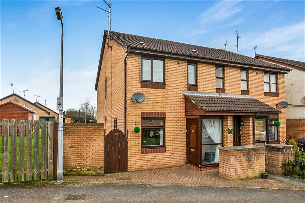 1 Bedroom Apartment Flat for sale in Fossdale Close, Howdale Road, Hull, HU8