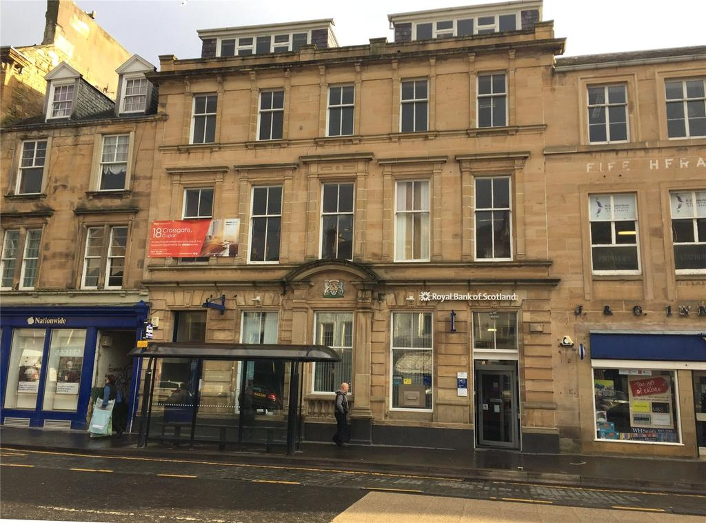 1 Bedroom Flat for sale in 18C Crossgate, Cupar, Fife, KY15