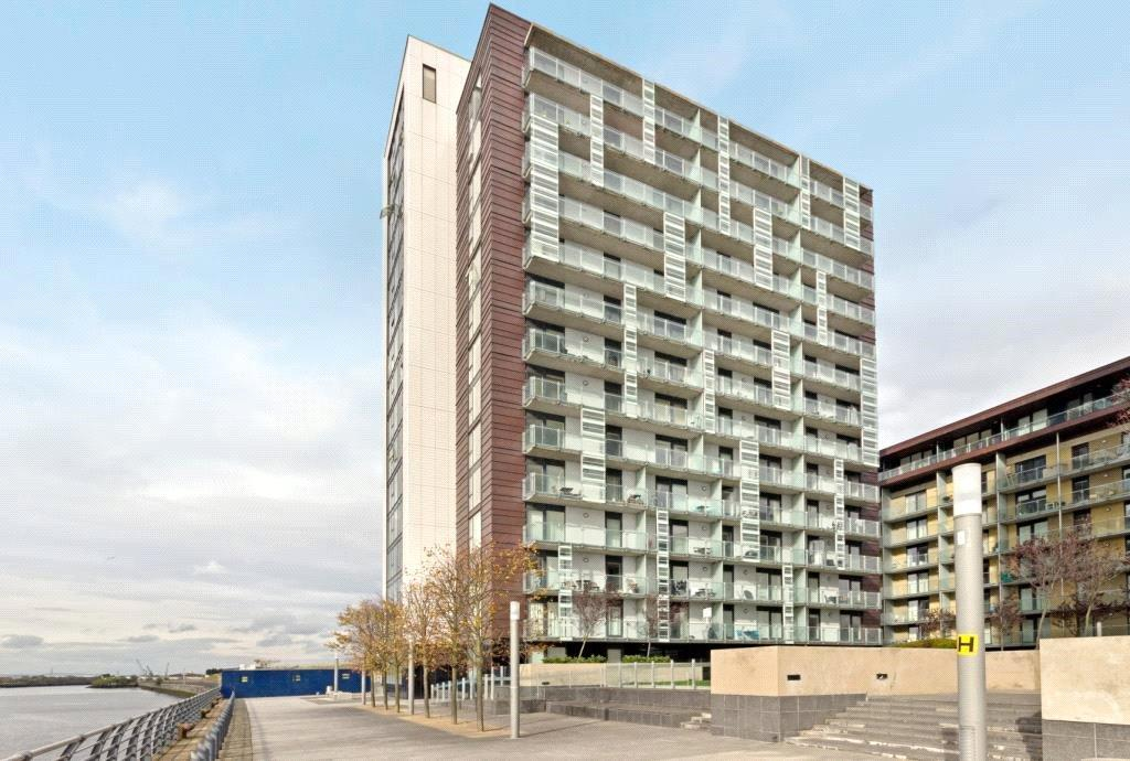 2 Bedrooms Flat for sale in 357 Glasgow Harbour Terraces, Glasgow, G11