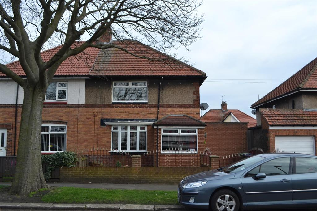 3 Bedrooms Semi Detached House for sale in Nawton Avenue, Off Newcastle Road, Sunderland