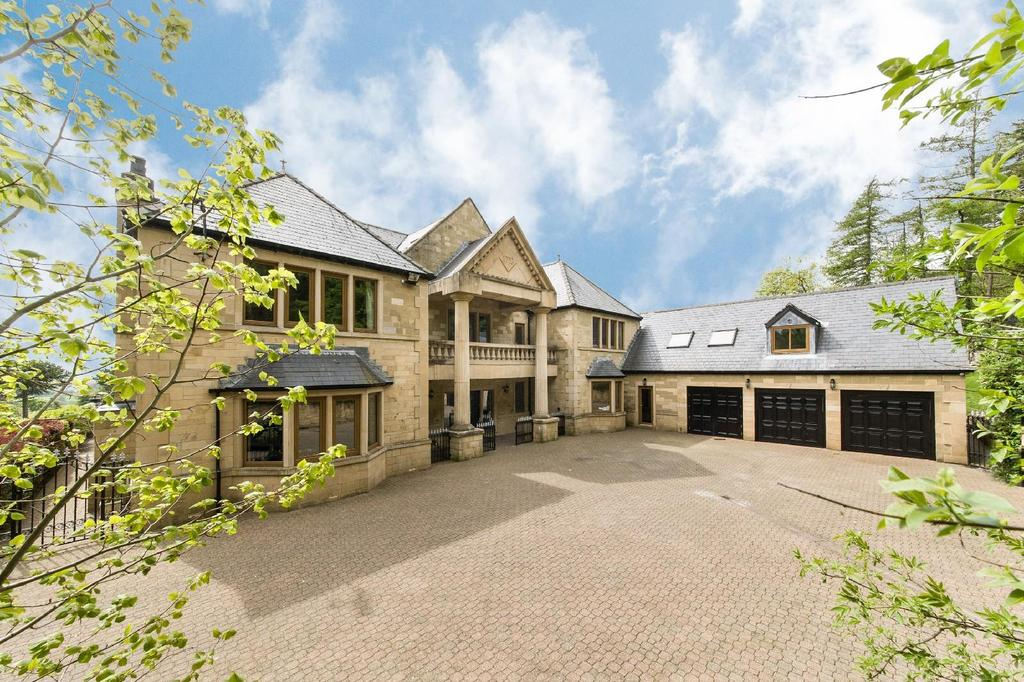 5 Bedrooms Detached House for sale in Holywood, Wolsingham