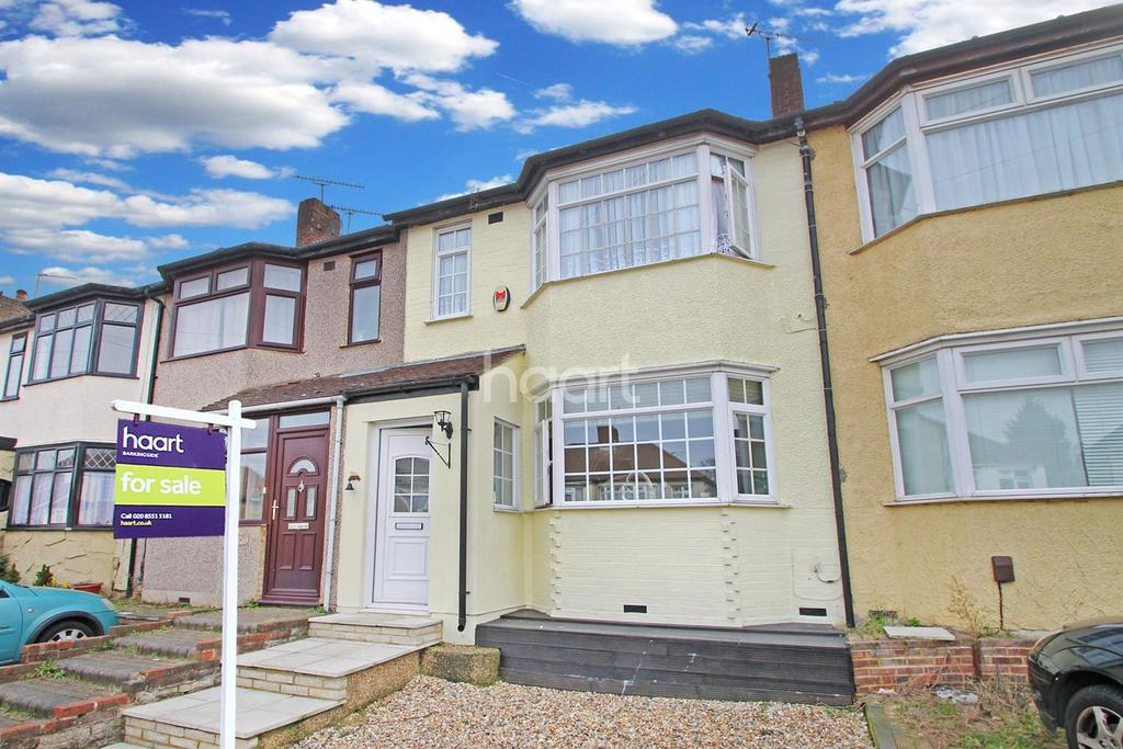 2 Bedrooms Terraced House for sale in Cheriton Avenue, Clayhall