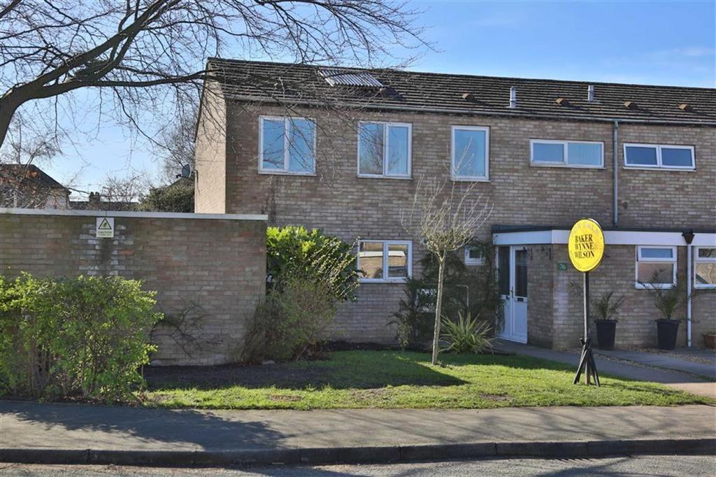 4 Bedrooms Semi Detached House for sale in Cronkinson Oak, Nantwich, Cheshire