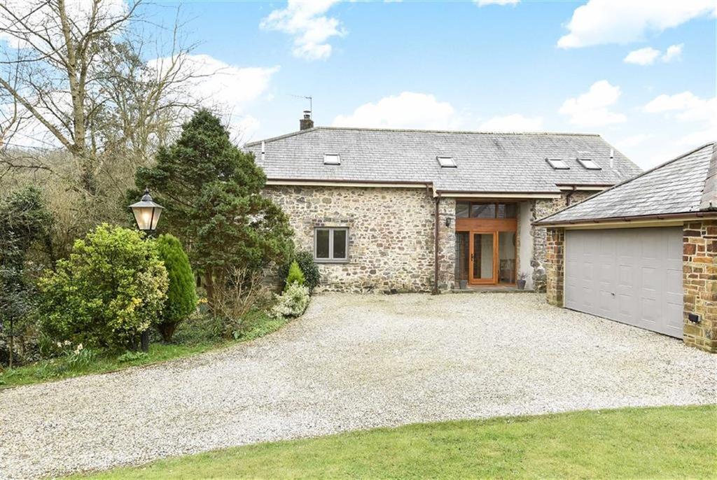 6 Bedrooms Detached House for sale in Hannaford, Landkey, Barnstaple, Devon, EX32