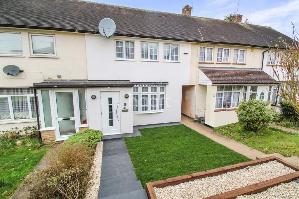 3 Bedrooms Terraced House for sale in Warenford Way, Borehamwood