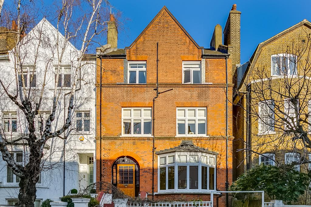 6 Bedrooms Town House for sale in Victoria Road, Kensington, London W8