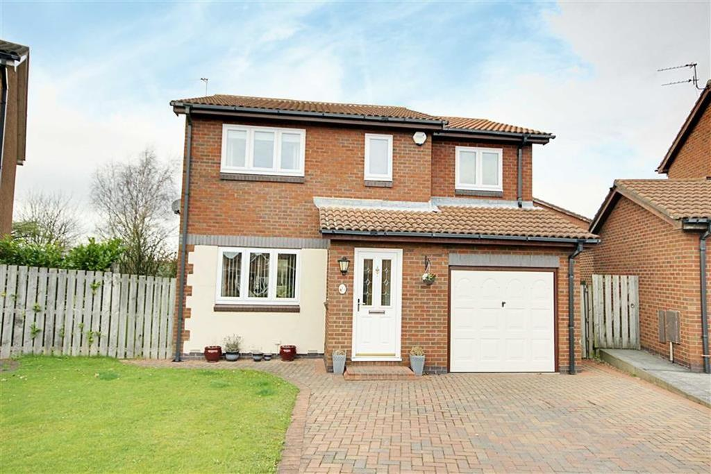 4 Bedrooms Detached House for sale in Cinderford Close, Boldon Colliery, Tyne And Wear