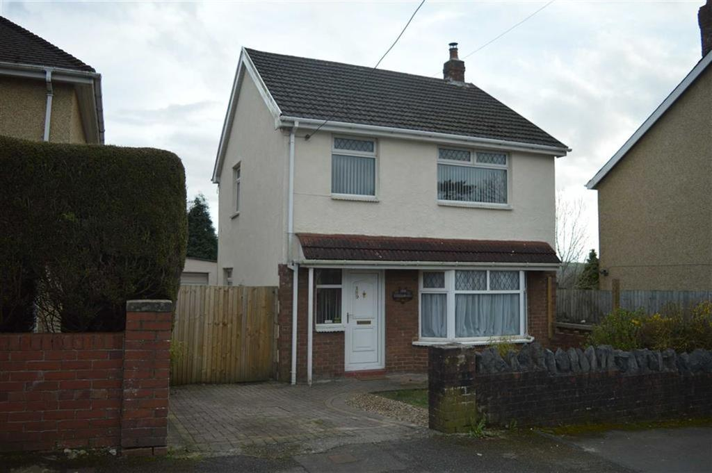 3 Bedrooms Detached House for sale in Glebe Road, Swansea, SA4