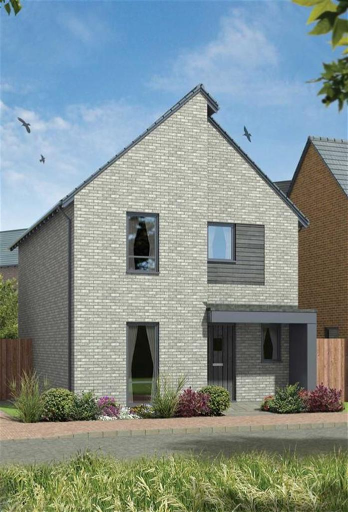 3 Bedrooms Detached House for sale in PLOT 5, Thresher B, Green Hills, Blackburn