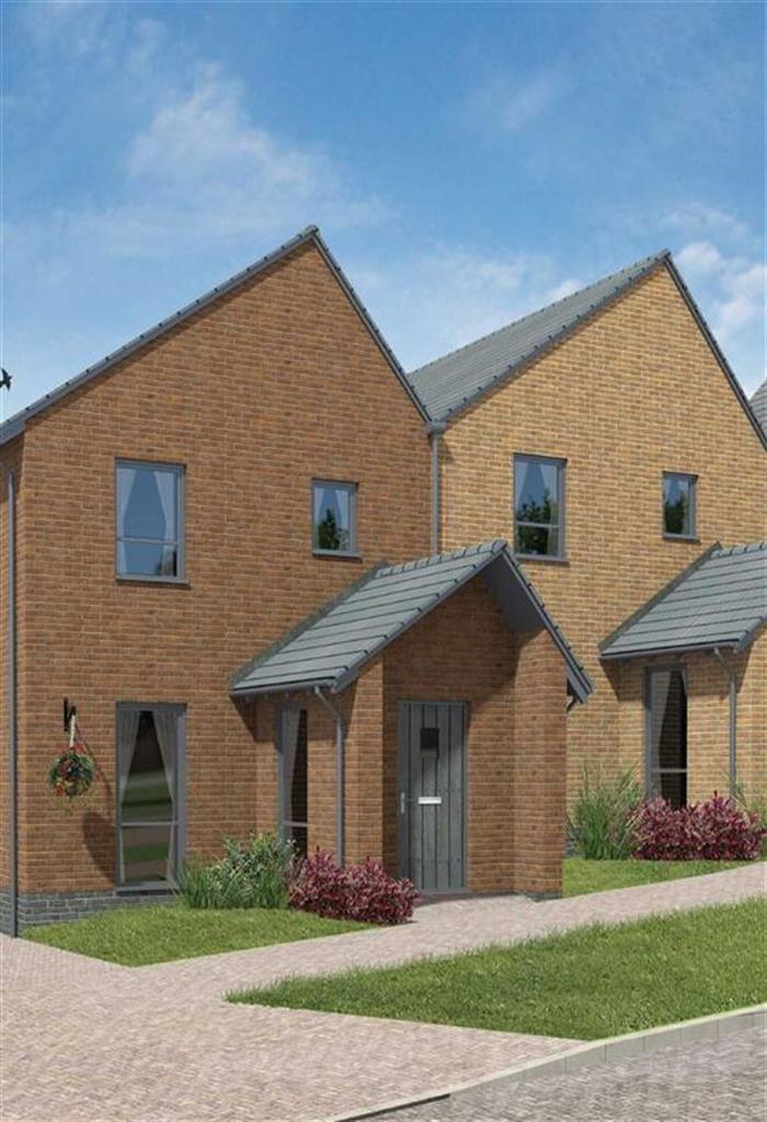 3 Bedrooms Semi Detached House for sale in PLOT 118, PLOT 119, Court B, Green Hills, Blackburn
