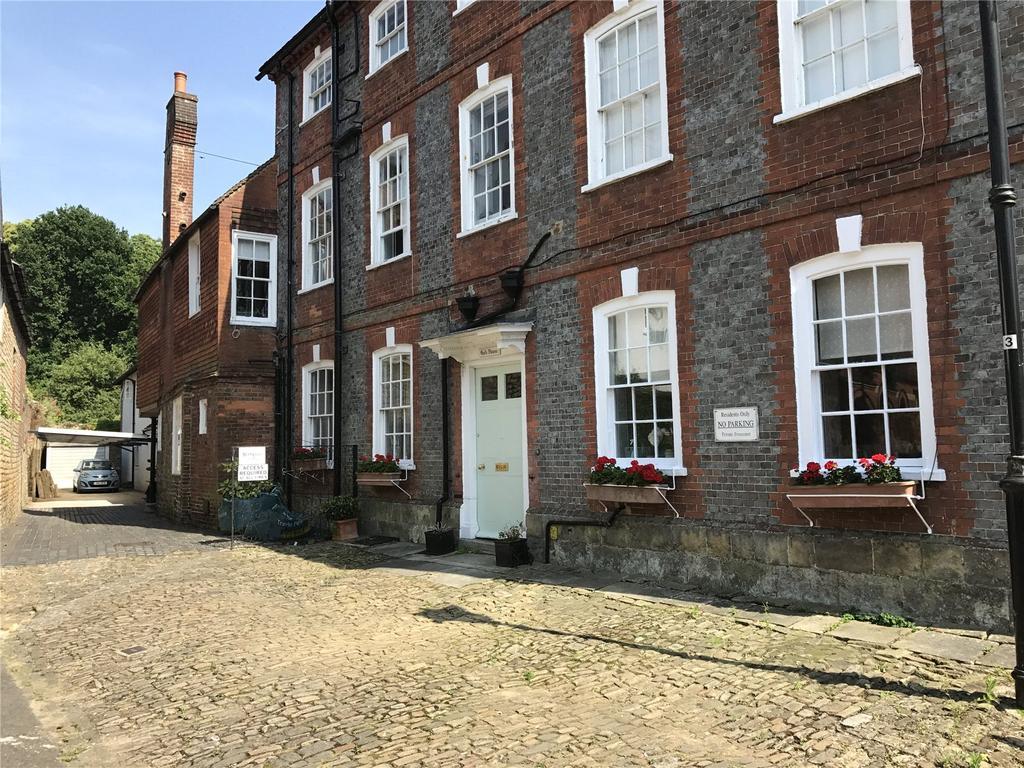 2 Bedrooms Apartment Flat for sale in The Gate House, Edinburgh Square, Midhurst, West Sussex, GU29