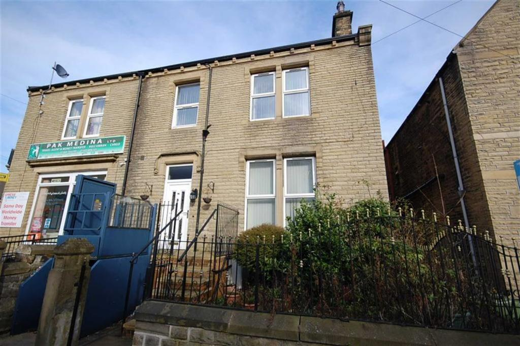 4 Bedrooms Semi Detached House for sale in Halifax Old Road, Birkby, Huddersfield, HD2