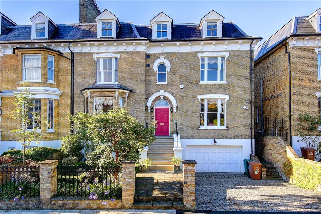7 Bedrooms Semi Detached House for sale in Ridgway Place, Wimbledon Village, London, SW19