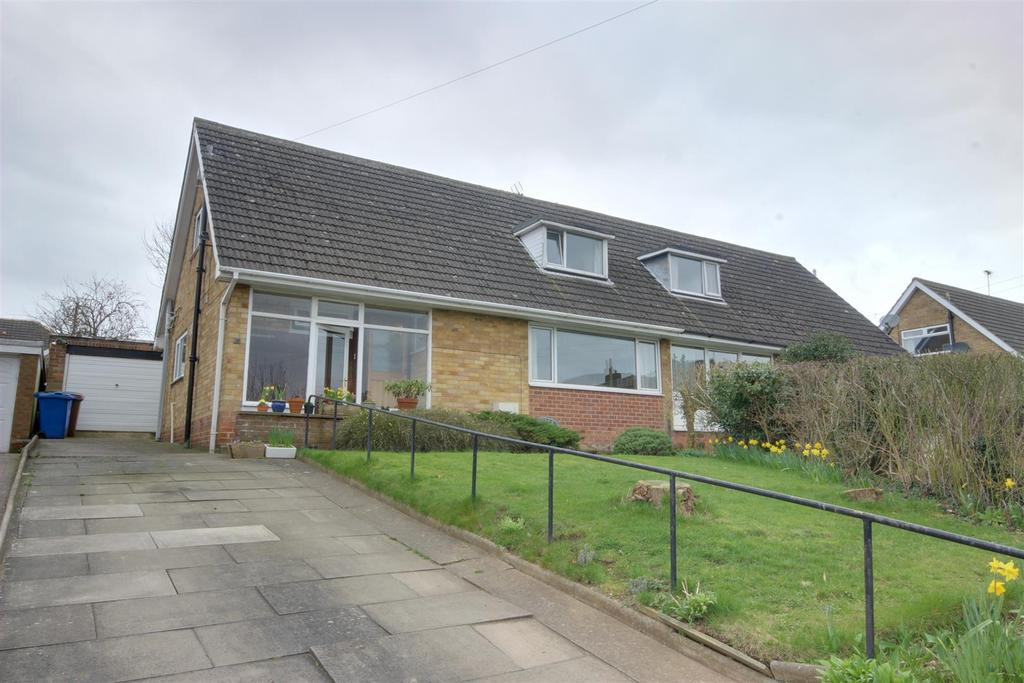 4 Bedrooms Semi Detached House for sale in Orchard Road, Skidby, Cottingham