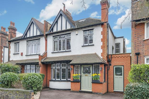 4 Bedrooms End Of Terrace House for sale in Hornsey Lane, Highgate, London, N6