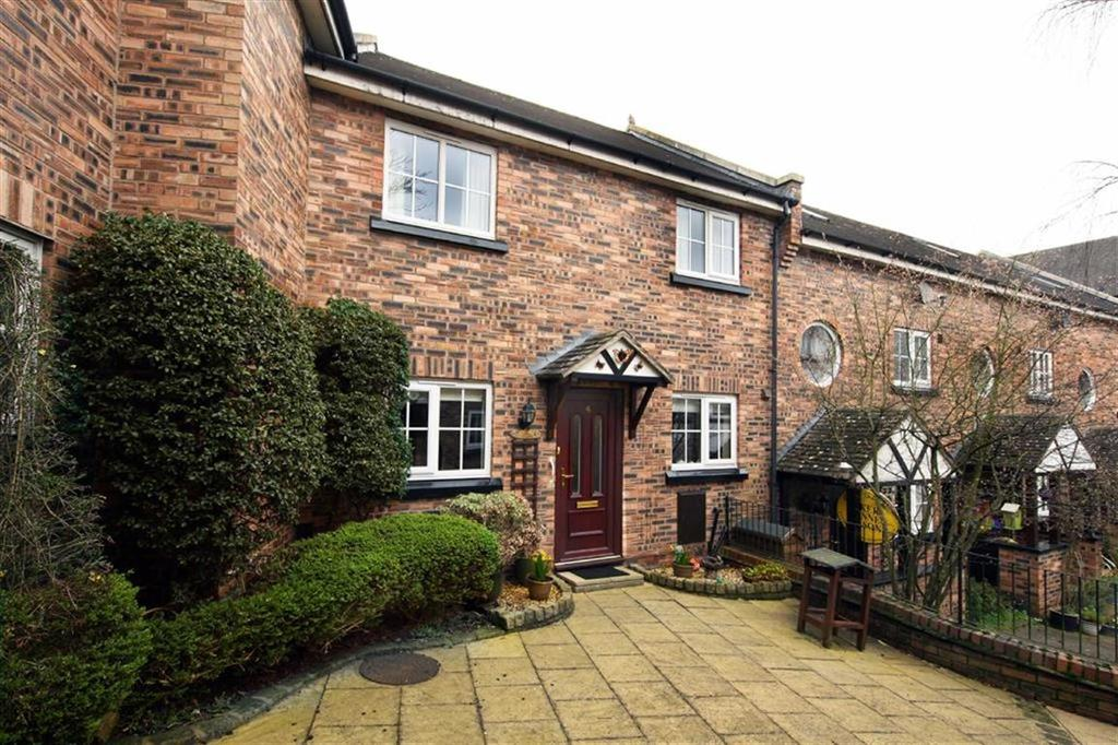 2 Bedrooms Mews House for sale in Crown Courtyard, Audlem Crewe, Cheshire